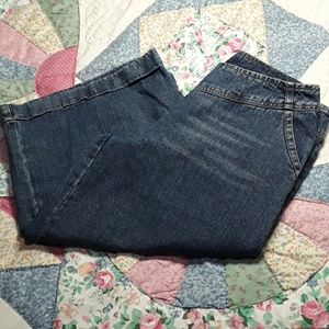 NEW Cato size 12 VINTAGE style capris